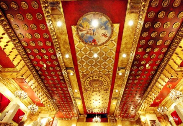 sax-ceiling