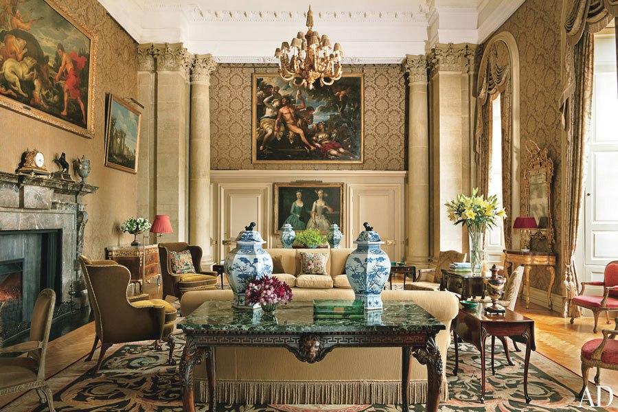 The English Baroque Reborn Easton Neston Bill Lowe Gallery