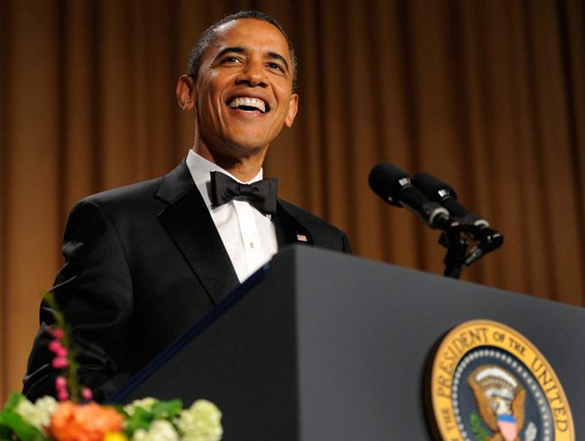 Funny ATC as President Obama Departs Boston Logan on Air