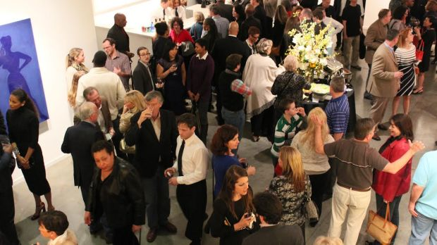 Fine Arts Atelier Opening at Bill Lowe Gallery