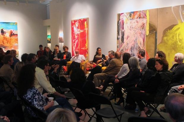 Fine Arts Atelier Artists' Talk
